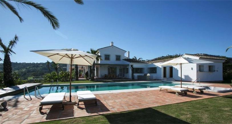 Villa for sale La Mairena