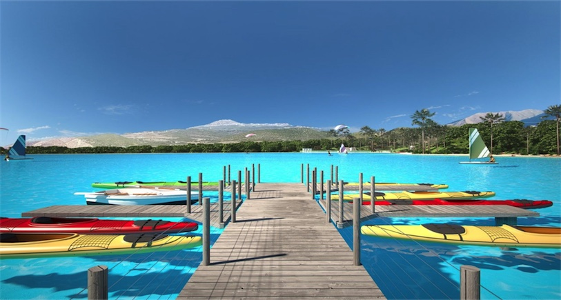 Alcazaba Lagoon Casares Marbella