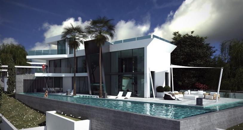 Villa for sale Los Flamingos R3022709