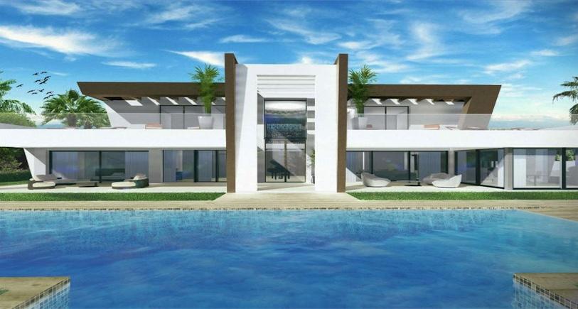 Los Flamingos Villa R3023876