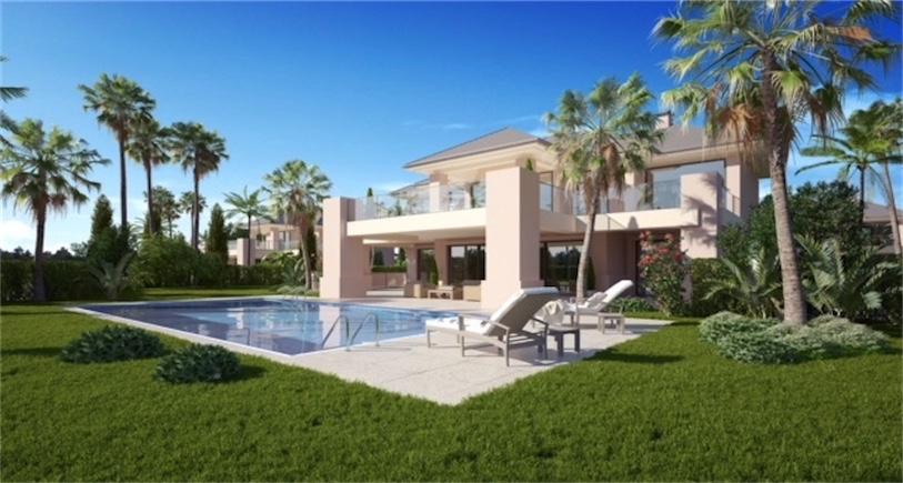 Villas for sale Los Flamingos R3041960