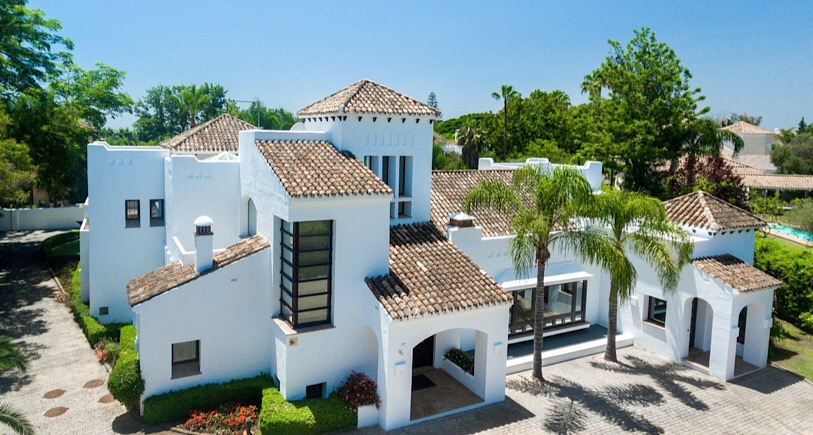 Villa for sale Guadalmina R209641