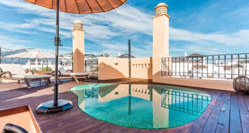 Penthouse for sale San Pedro APR2884919