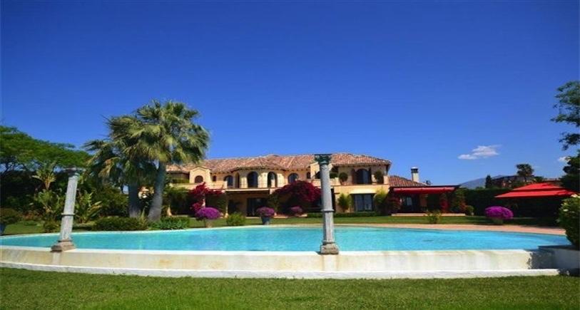 Villa for sale Estepona APR1985031