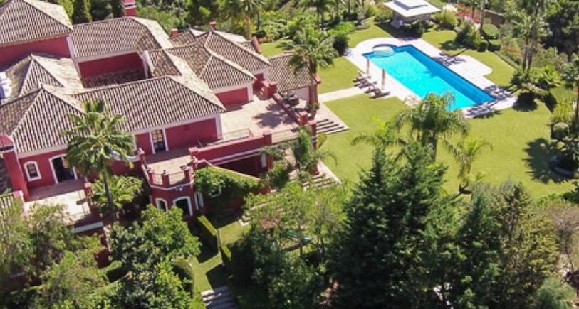 Villa for rent La Zagaleta