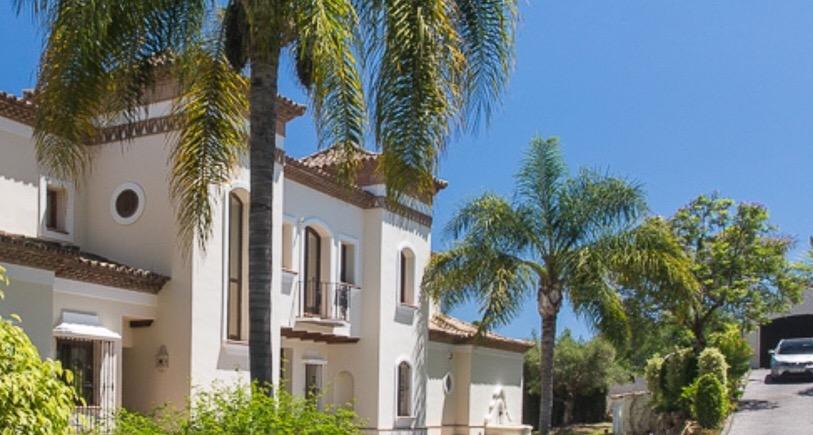 Villa For Rent Puerto Banus