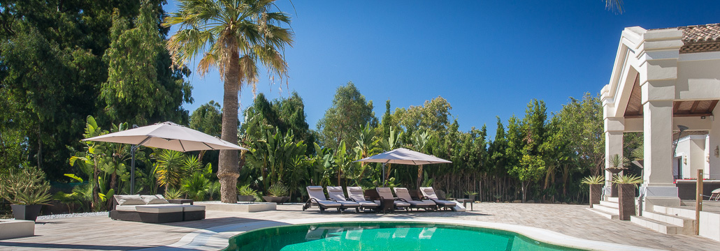Large Villas To Rent Puerto Banus