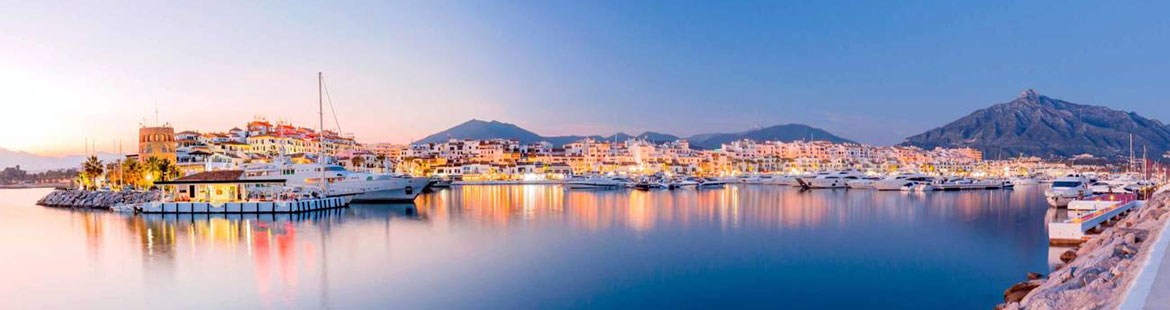 Apartments for sale Puerto Banus