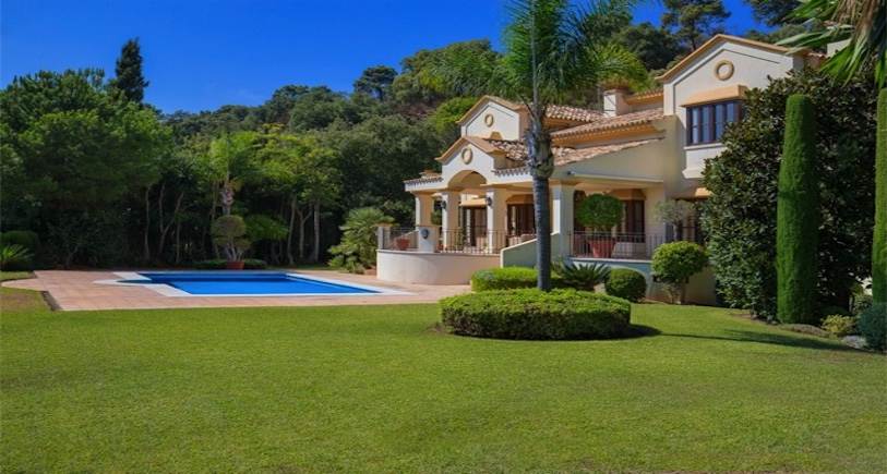Unique Villa for sale La Zagaleta