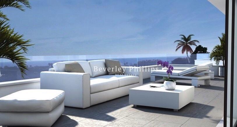 27 Modern Villas for sale Manilva
