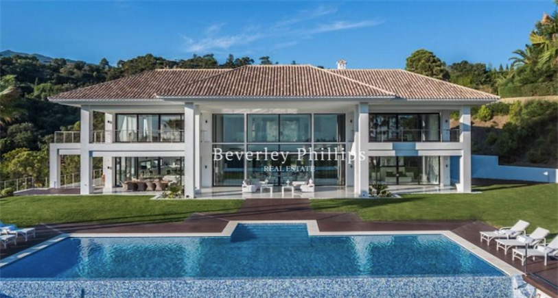 Villa for sale La Zagaleta Benahavis
