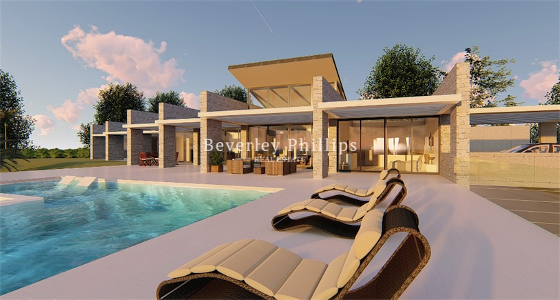 Off-Plan villa with Panoramic sea views, Los Flamingos