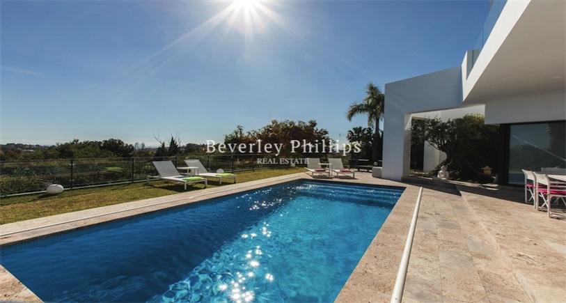 Frontline Golf Villa Atalaya