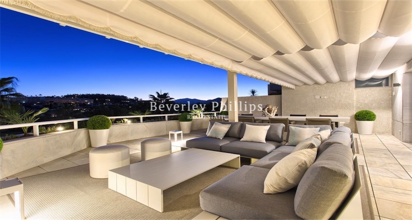 3 Bedroom Penthouse Las Brisas