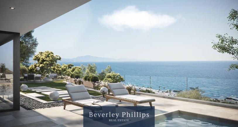 Oceanic villas La Duquesa