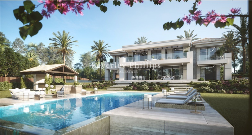Luxury Villa for sale in Los Flamingos