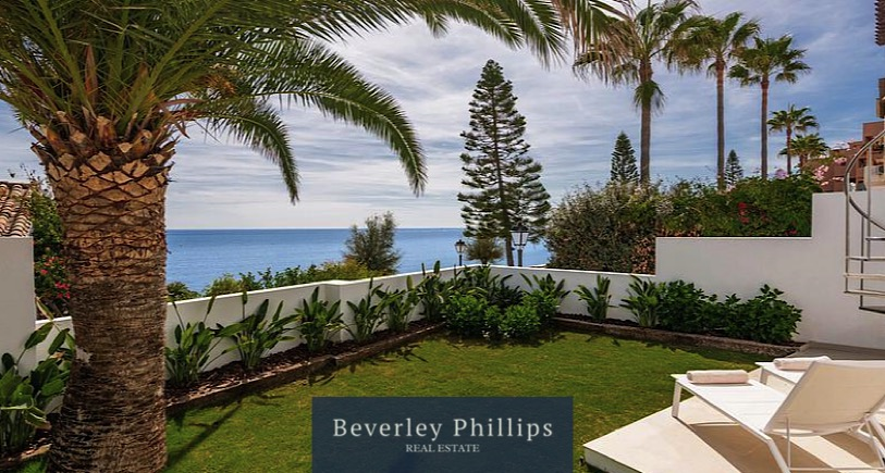 Beachside Villa Estepona