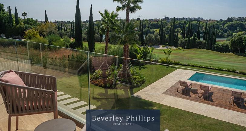 Brand new villa Los Flamingos