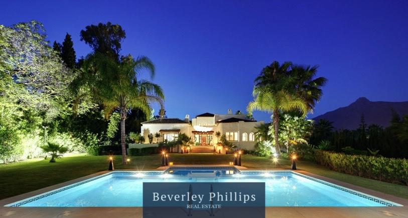 Mansion for sale Puerto Banus