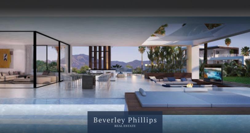Villa with sea views Cancelada