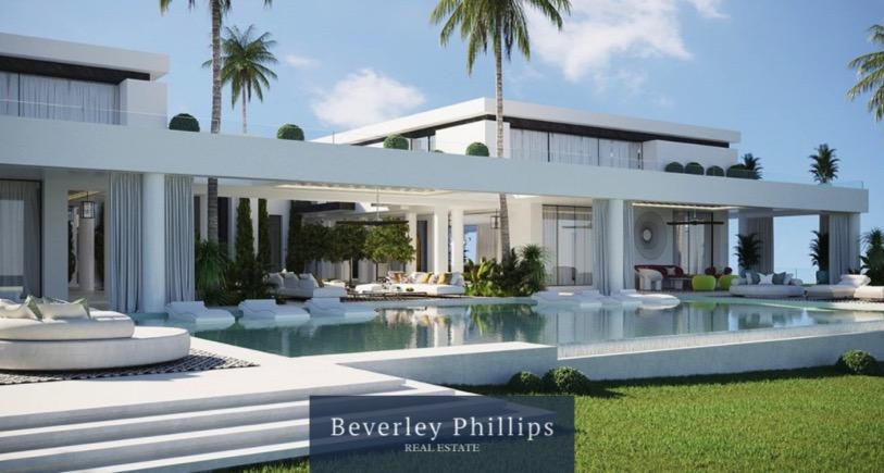Breathtaking villa Los Flamingos